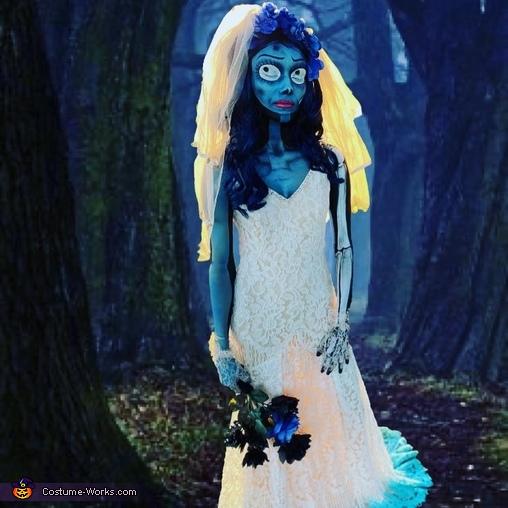 Forest Corpse Bride, Corpse Bride Costume