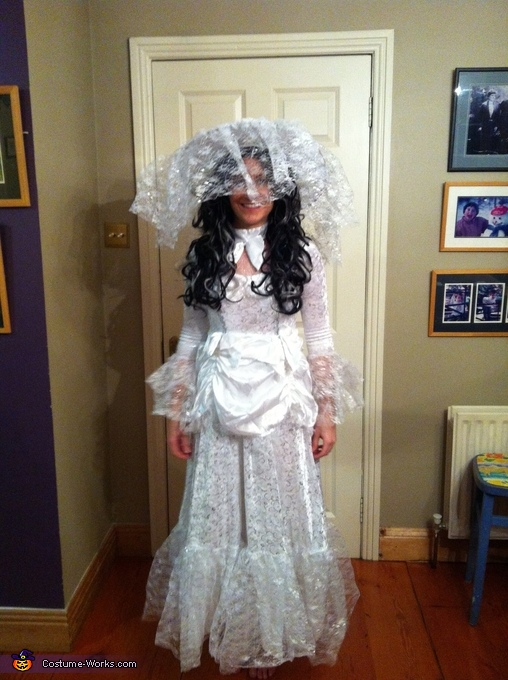 Little Bo Peep dress (Pre DIY), Corpse Bride Costume