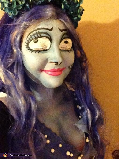 DIY Corpse Bride Costume
