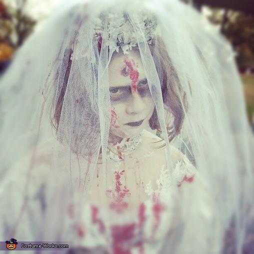 Corpse Bride 2, Corpse Bride Costume