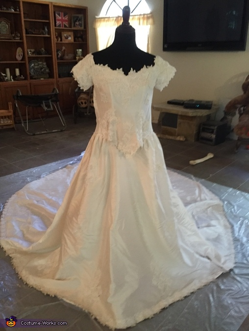 Before, Corpse Bride Costume