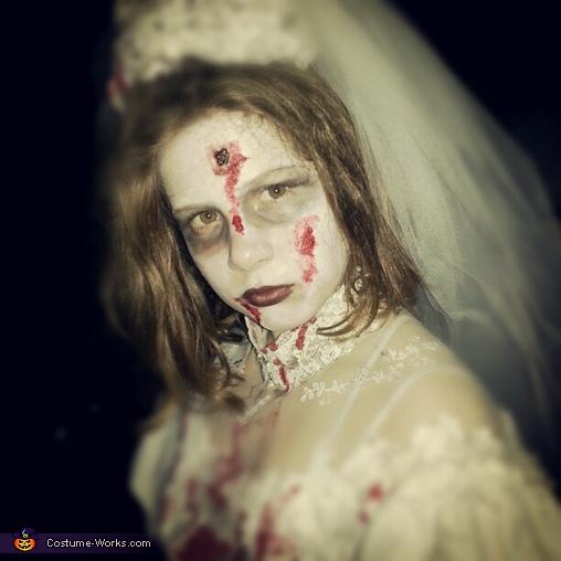 Corpse Bride 3, Corpse Bride Costume