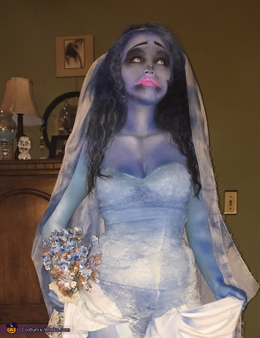 Women's Corpse Bride Costume