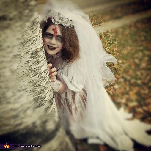 Corpse Bride 4, Corpse Bride Costume