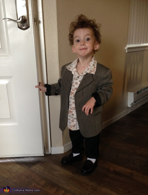 Cosmo Kramer The Early Years Costume
