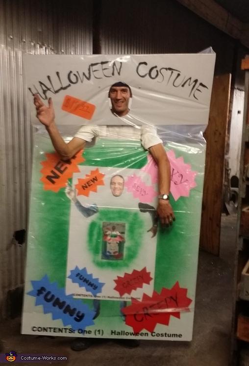 Halloween Homemade Costume