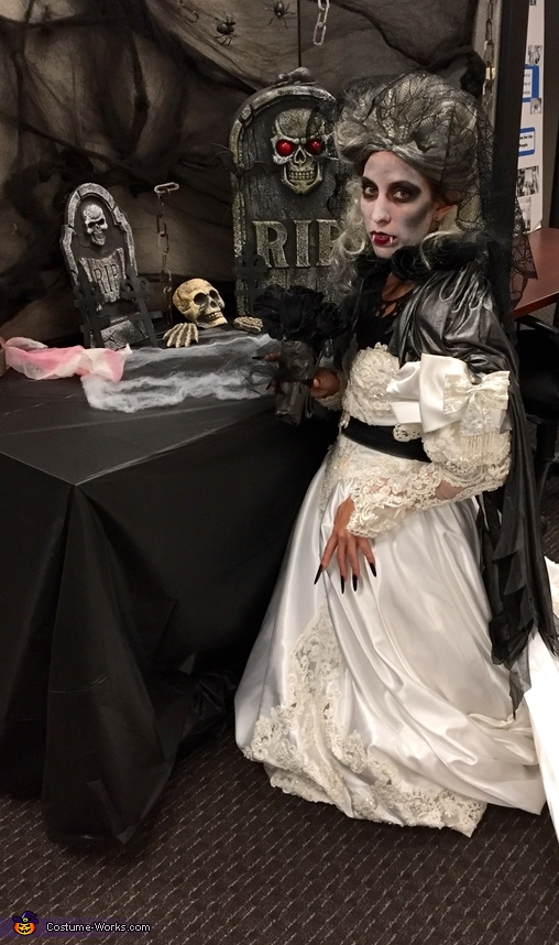 Countess Bride Costume