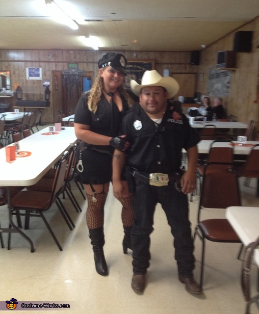 Couple of Cops Costume