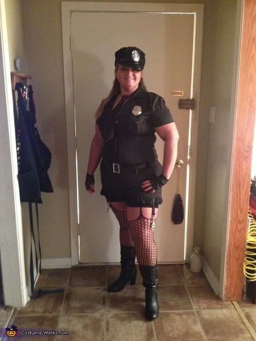 Sexy cop, Couple of Cops Costume