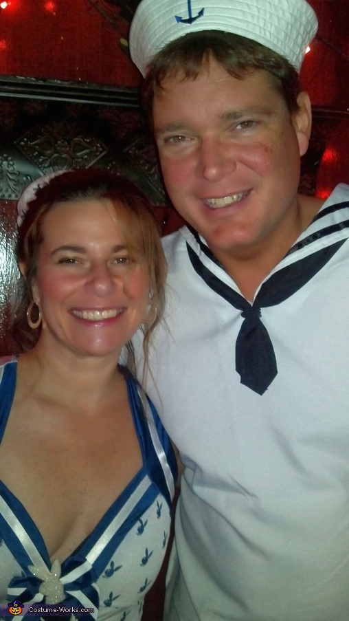 Sailor Couple Costume