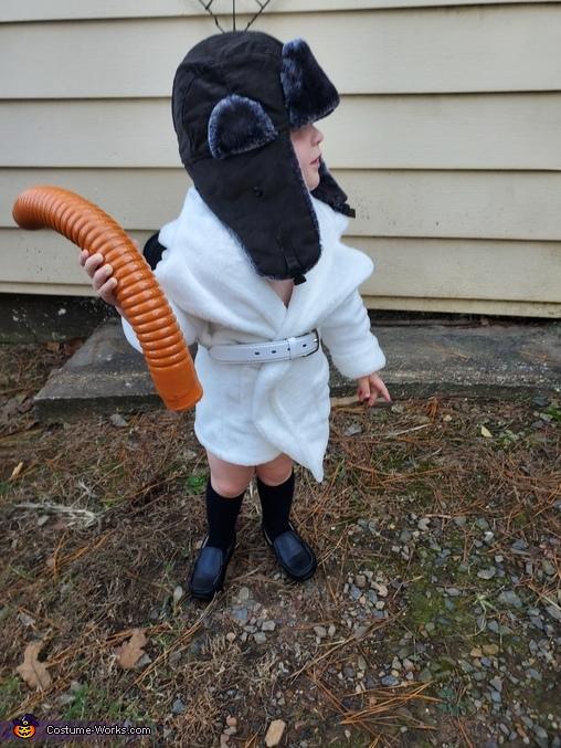 Cousin Eddie Homemade Costume