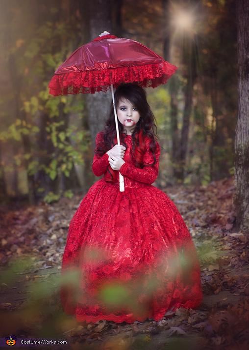 Couture Vampire Costume