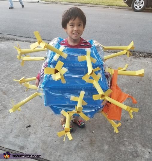 Covid19 Costume