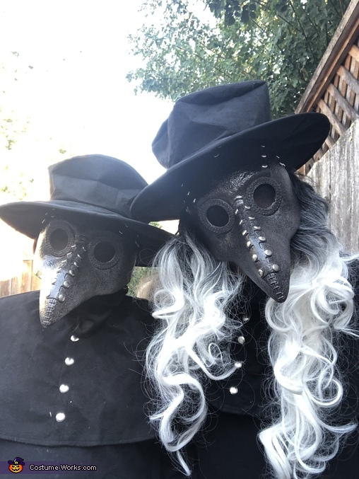 Covid Plague Doctors Costume