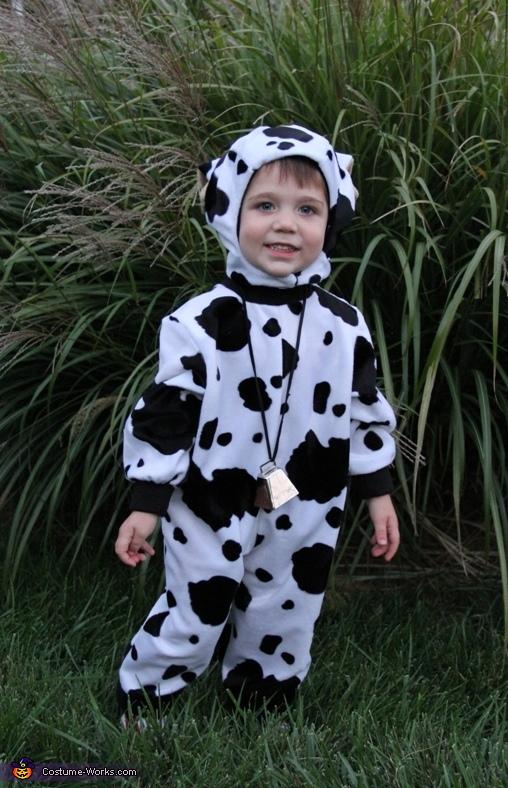 Cow Costume