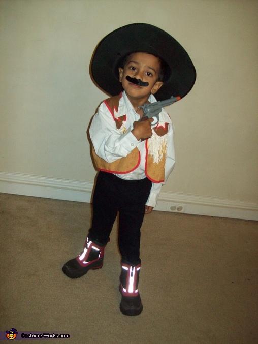 Cowboy Homemade Costume