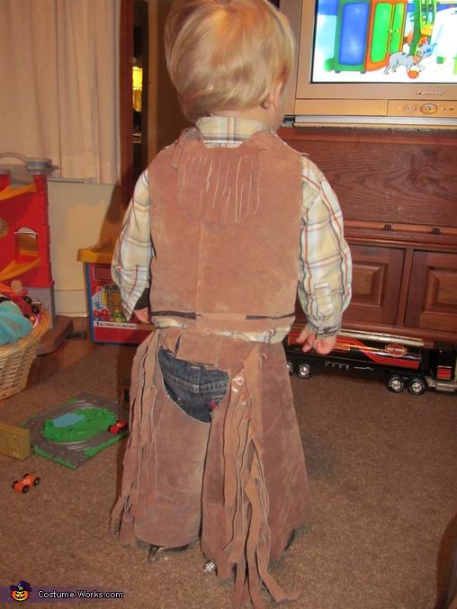 Cowboy Baby Costume