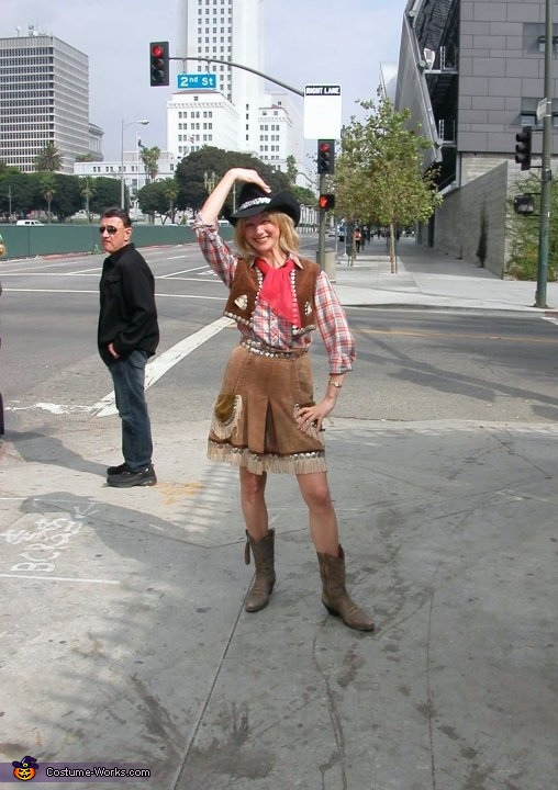 Cowgirl, Cowgirl Costume