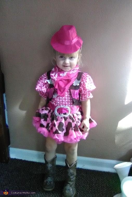 Cowgirl Princess Costume