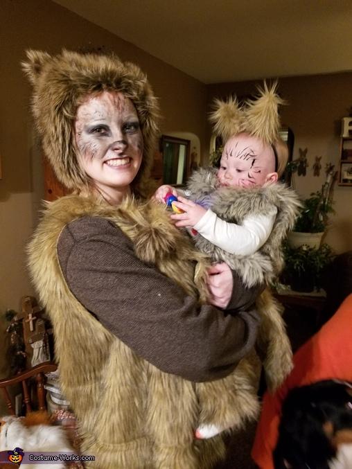 Coyote Wild Costume