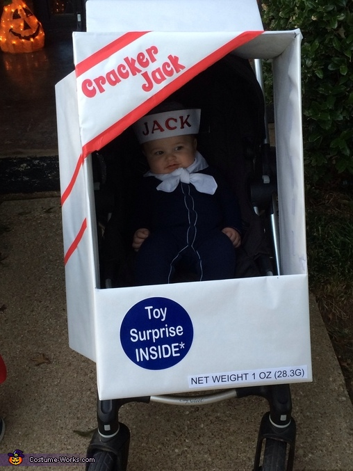 Cracker Jack, Cracker Jack Baby Costume