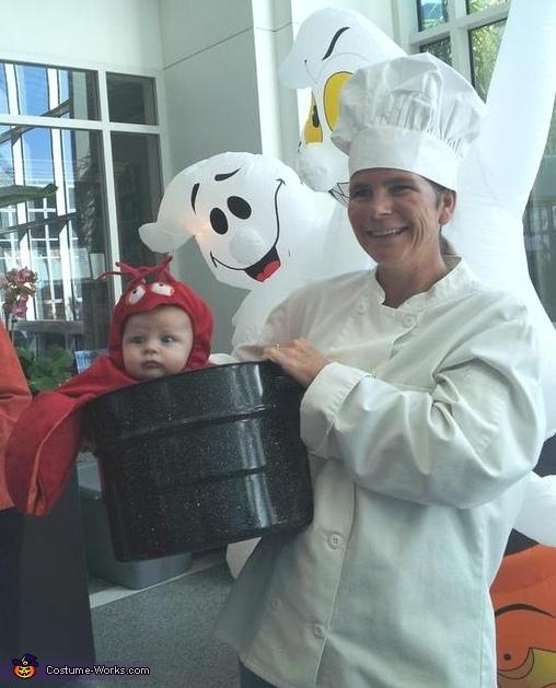 Crawfish Boil Costume