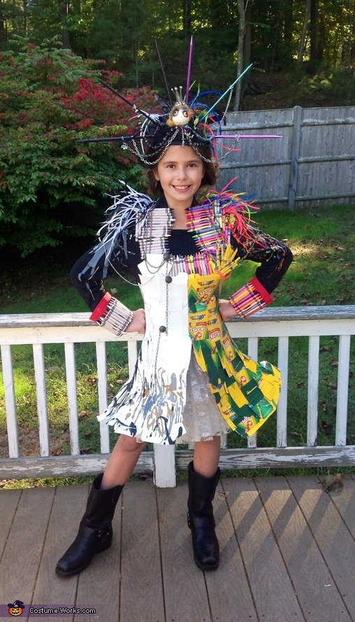 Craylola de Vil Costume