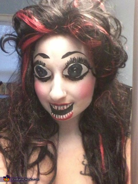 Crazy Doll Costume