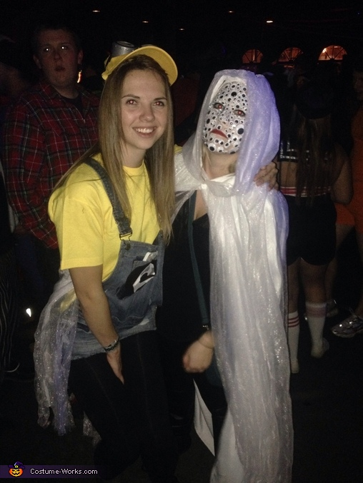 Making friends, Crazy Eyes Costume