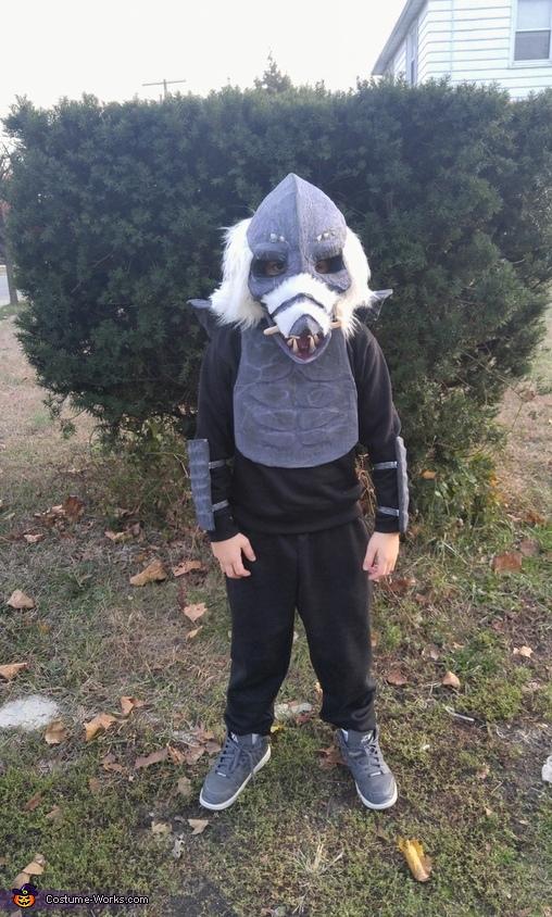 Creature Costume