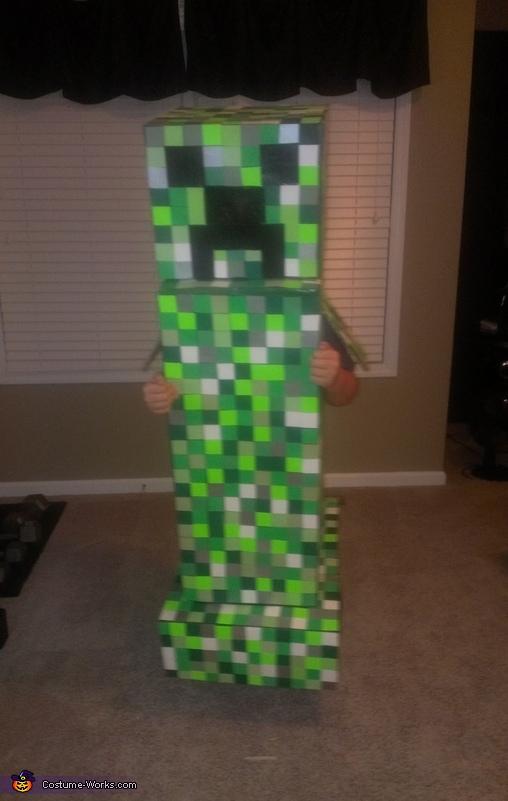 Creeper Costume
