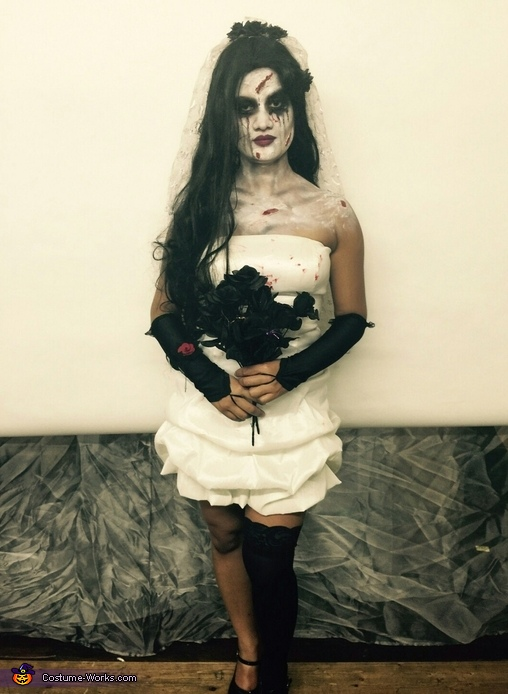 Creepy Bride Costume