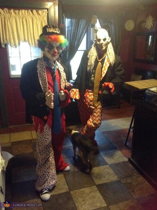 Creepy Clowns Costume