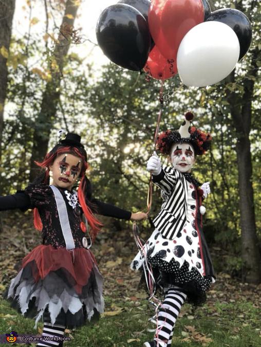 Creepy Little Clowns, Creepy Little Clowns Costume