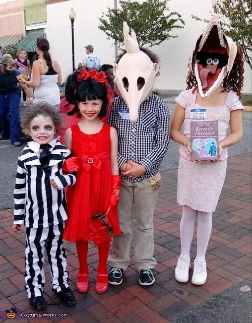 Crew from Beetlejuice Costume