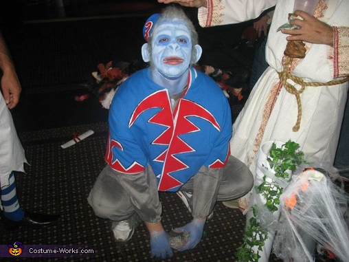 Nikko (Winged Monkey), Wizard of Oz Nikko Winged Monkey Costume