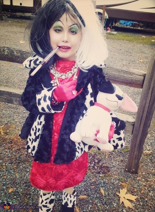 Cruella Costume