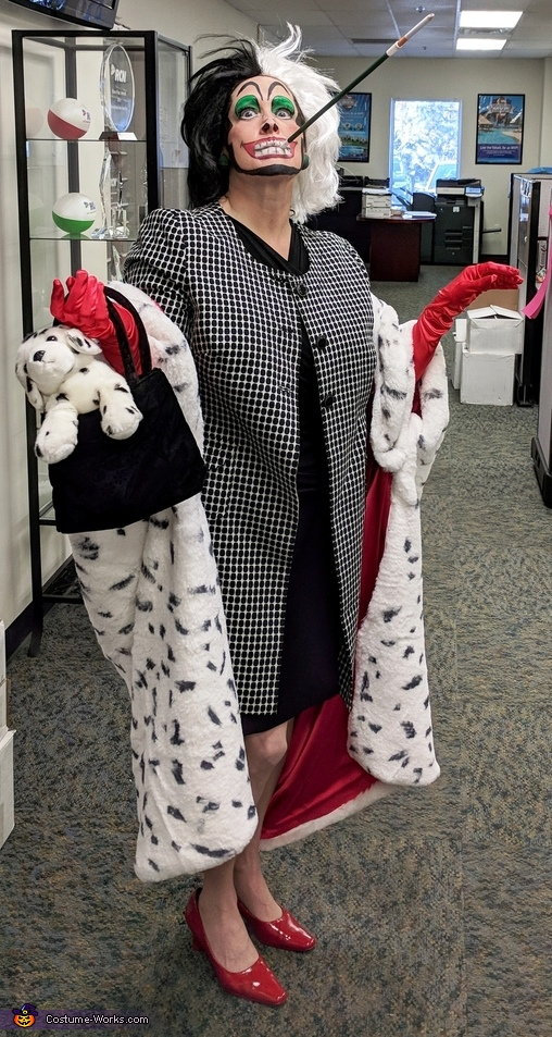 Cruella DeVil Costume