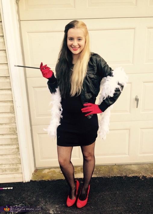 Cruella DeVill Costume