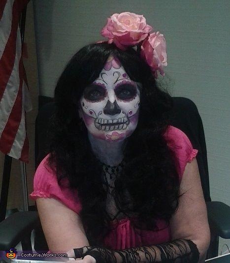 Day of the Dead, Cruella Deville Costume