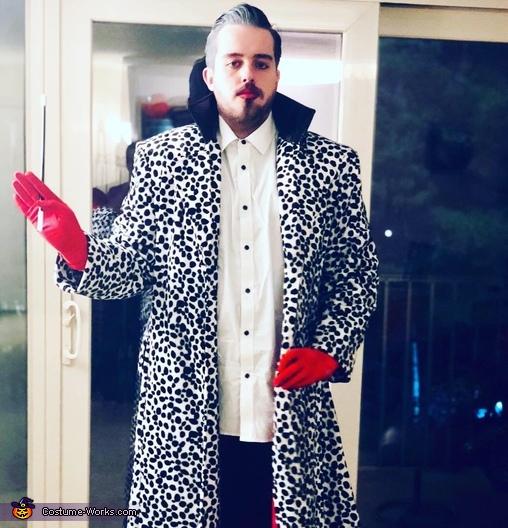 Cruella's Son Costume