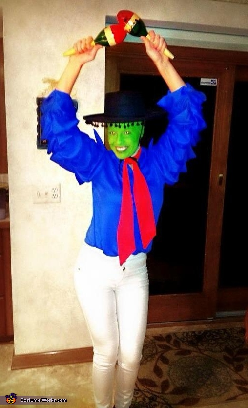 Cuban Pete The Mask Costume