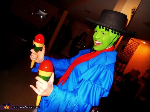 Cuban Pete!, Cuban Pete The Mask Costume