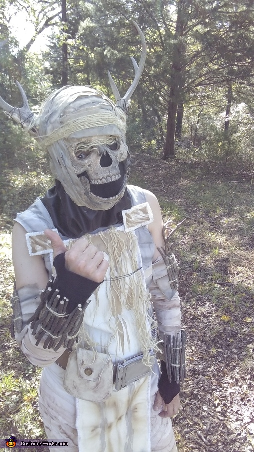 don't I look gorgeous, Cultist Follower Costume