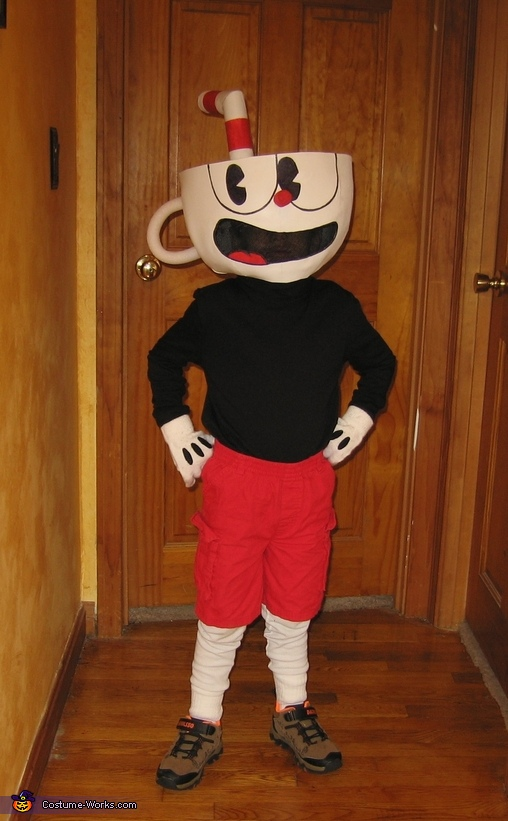 Cuphead Costume