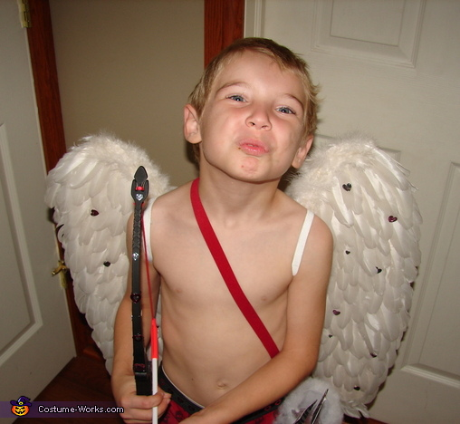 Cupid Costume For Kids - Best Kids Costumes