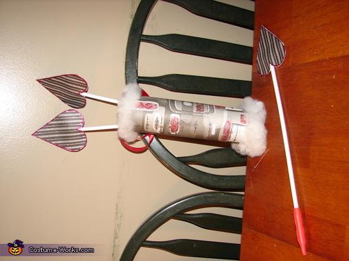 Homemade Cupid Costume - Photo 5/10