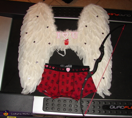 Completed pieces, Cupid Costume
