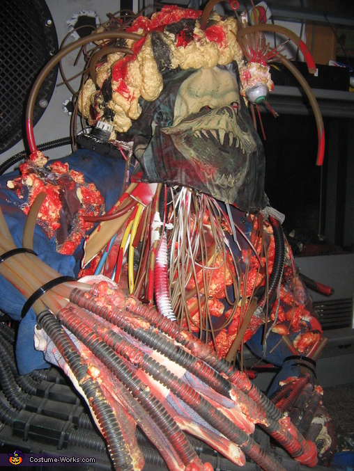 Custom Predator Costume