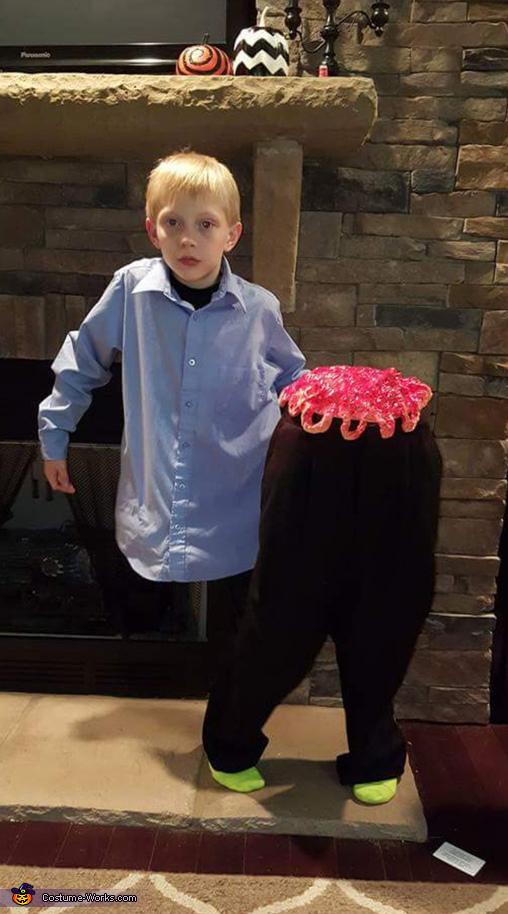Image Result For Diy Costume Ideas For Toddler Boy